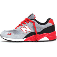 MRT580SR 'Elite Mecha' Sneakers Grey / Red / Black