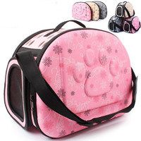 Pet Travel Carrier for small dogs and cats