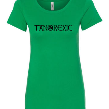 TanO'Rexic! Irish funny St. Patricks  Day Tshirt or Tank