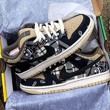 Nike Sb Dunk Low vintage sneakers shoes