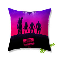 Guardian Of The Galaxy Square Pillow Cover