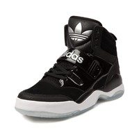 Mens adidas Hackmore Athletic Shoe, Black Silver Ice | Journeys Shoes