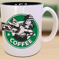 Soul Eater Death the Kid Starbucks Anime Manga Japanese Cartoon Geek Nerd Inpsired Mug