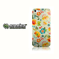 Blossom Flowers Design iPhone 4 4s, iPhone 5/5s, Iphone 5c Hard Case Cover