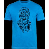 Bones Time Beasts Mummy Tee Small blue/Black