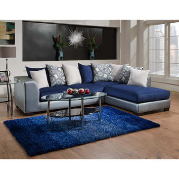 Brady Furniture Industries Broadview Sectional