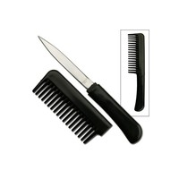 Stealth Comb Knife