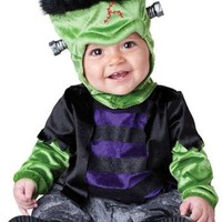 Infant/Toddler Monster Boo Costume. Baby Frankenstein