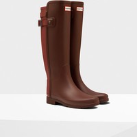 Women's Original Refined Back Strap Rain Boots | Official Hunter Boots Site