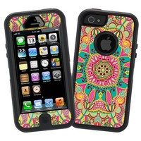 """Brilliant Tribal """"Protective Decal Skin"""" for Otterbox Defender iPhone 5 Case"""