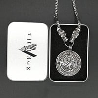 Growth and Strength Tree of Life Necklace