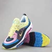 Nike Air Max 98 Women Men Fashion Casual Sneakers Sport Shoes-3