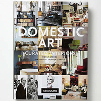 Anthropologie - Domestic Art: Curated Interiors