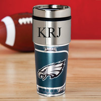 Personalized NFL Hot/Cold Tumbler 17 oz. - Eagles