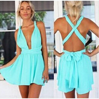 New Fashion Summer Sexy Women Dress Casual Dress for Party and Date = 4457990404