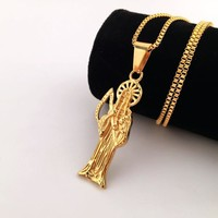Shiny Gift New Arrival Stylish Jewelry Hip-hop Club Necklace [8439442691]