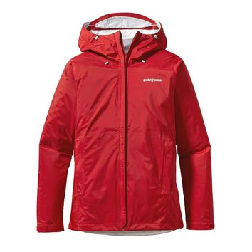 Patagonia Women's Torrentshell Rain Jacket | Cochineal Red