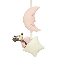 Minnie Mouse Plush Musical Pull for Baby
