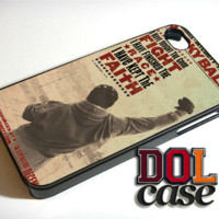 Rocky Balboa iPhone Case Cover|iPhone 4s|iPhone 5s|iPhone 5c|iPhone 6|iPhone 6 Plus|Free Shipping| Beta 697