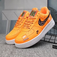 Nike Air Force 1 Low Woman Men Fashion Flats Shoes