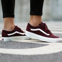Vans With Warm Casual Shoes Men and women classic black cloth shoes Black