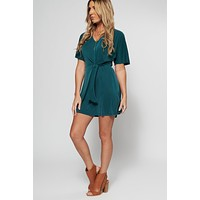 Made For This Dress (Deep Green)