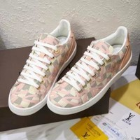 Louis Vuitton Women Fashion Casual Sneakers Sport Shoes-4