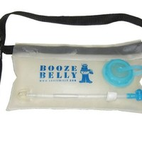 Go Pong The Booze Belly -Large Volume Concealable Flask