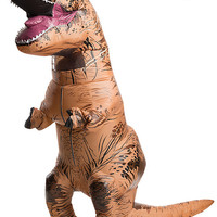 GrabCart.com: Rubies Costume 810481R Adult Jurassic Park T-Rex Inflatable Costume - - GrabCart.com - Shopping for Electronics, Books, Computers, Apparel and more online