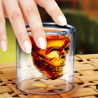 Drinks Hot Deal Coffee Cute On Sale Strong Character Glass Sea Double-layered Gifts Hot Sale Cup [6283274118]