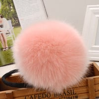 Cute Faux Fur Ear Muff