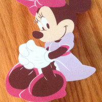 Adorable Minnie Mouse Nursery Night Light, hand crafted
