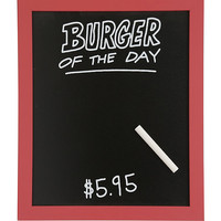 Bob's Burgers Burger Of The Day Chalkboard