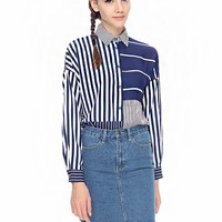 Norman Stripe Shirt