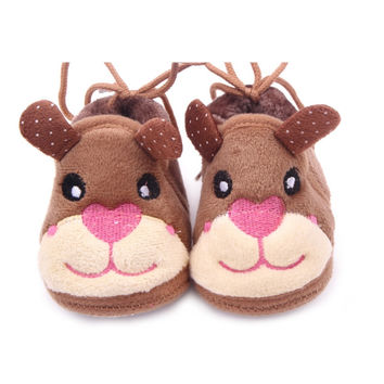 lovely-baby-toddler-girl-slip-on-boy-puppy-snow-warm-fleece-crib-shoes-boots-py5 BBL