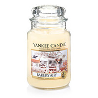 Bakery Air™ : Large Jar Candles : Yankee Candle