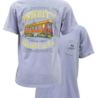 SALE Southern Couture High Priority Street Car Country Pocket Unisex Bright T Shirt