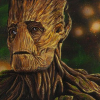 """We Are Groot"" by Tony Hodgkinson"