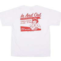 In-n-Out t shirt vintage original
