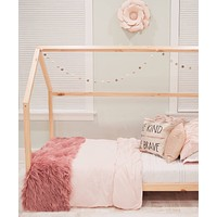 Lucy Twin House Bed