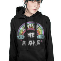 LEAVE ME ALONE PULLOVER SWEATSHIRT
