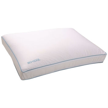 Side Sleeper Memory Foam Pillow with 100-percent Cotton Cover - Standard size
