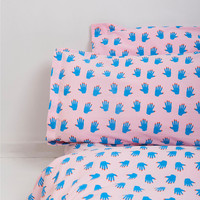 So into this design on Fab! High Five Sheet Set King #FabForAll