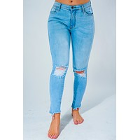 Ready For It Jeans: Denim