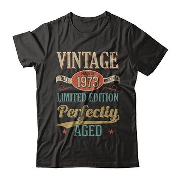 Vintage Premium Made In 1973 47th Birthday Gift