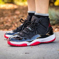 Air Jordan 11 Retro non-slip sneakers basketball shoes