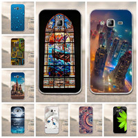 Phone Case for Samsung Galaxy J3  Case 3D Soft TPU Cover Silicon For Funda Samsung Galaxy J3 J300 Phone Back Cover