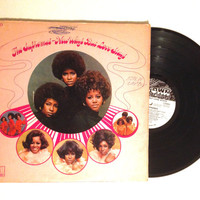 FALL SALE The Supremes New Ways But Love Stays Rare Audition Copy LP Album 1970 Bridge Over Trouble Water Vinyl Record