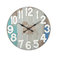 The Fence Clock