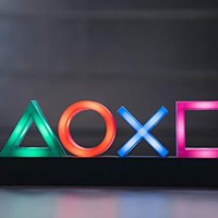 Sony Playstation Icons Light